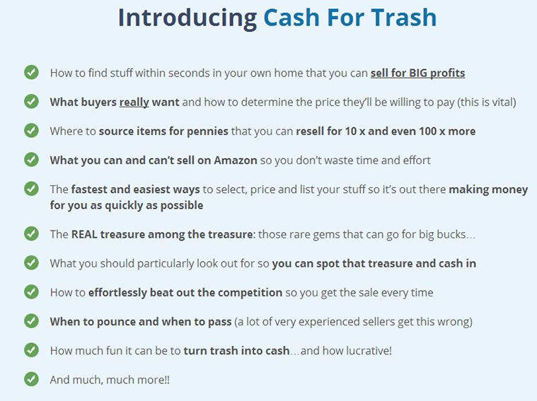 Cash4Trash