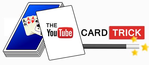 Youtube Card Trick